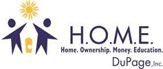 HOME DuPage - Home Ownership, Money, Education