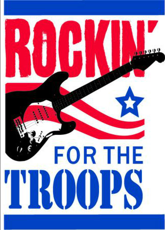 Rockin' For The Troops