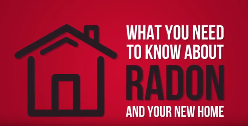 What you need to know about Radon and your new home